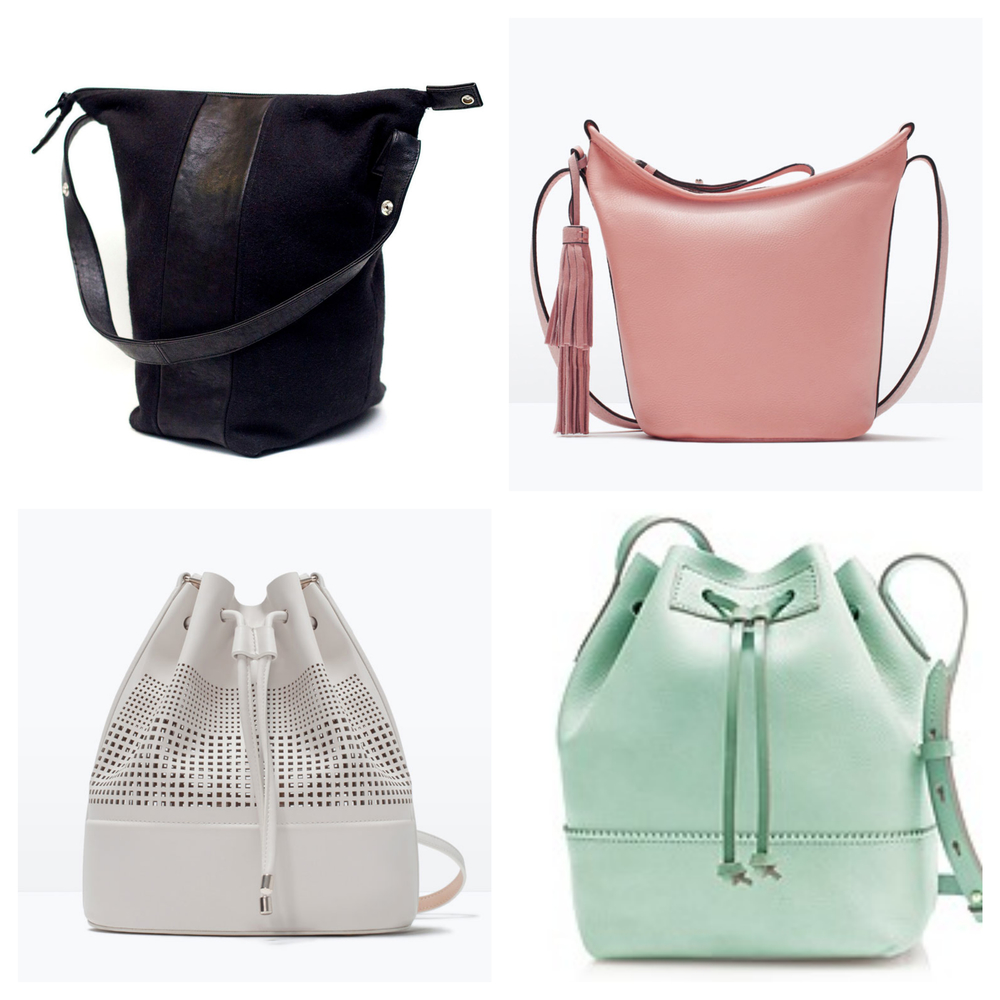 Buckets... SKWilbur ,  Zara ,  JCrew
