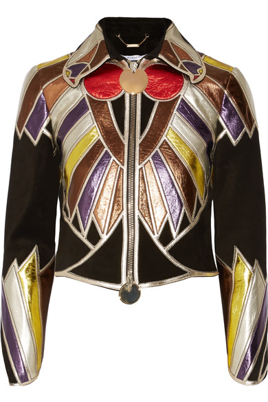 Givenchy...there are no words for this jacket...stunning! Photo via Net-A-Porter.