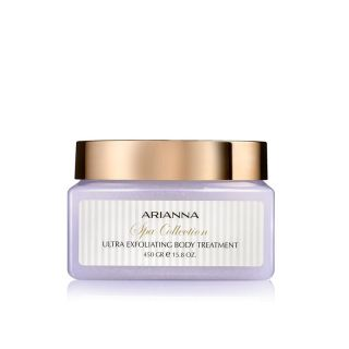 When I want to feel decadent I start with Arianna. I discovered Arianna by stumbling on one of their locations in the west village a few years ago and have been hooked since then. After using this scrub in the shower I follow up with the lavender lotion and smell lovely all day long.