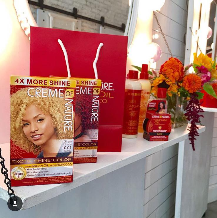 All of the goodies to keep your hair right especially during NYFW!