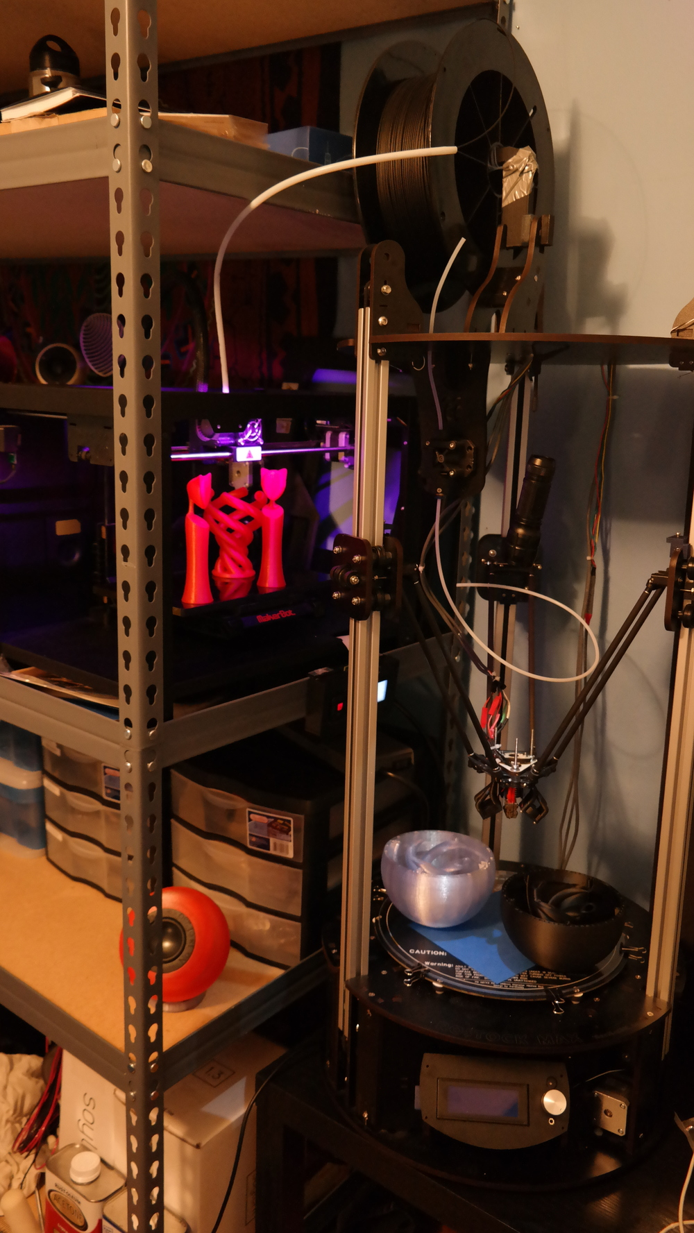 littlecat 3D printers