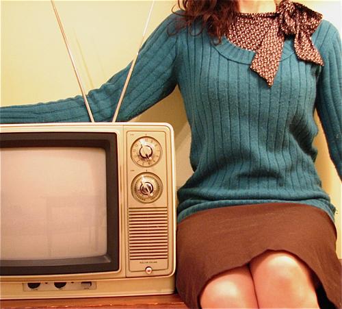 Beautiful Picture   peterwknox :        just me and my TV  (via  georgia.g )