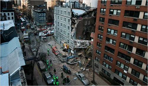 whoa.    Crane Topples in Manhattan, Killing at Least 4 People - New York Times   (thanks  sam )