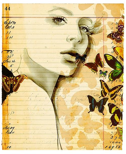 daily+butterflyby Jen Renninger
