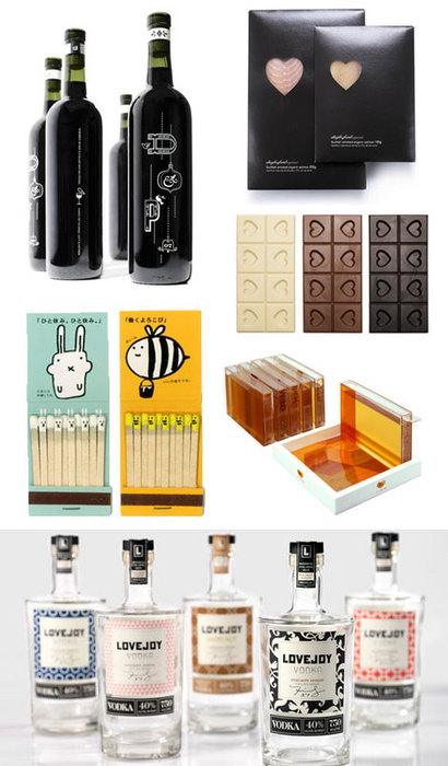 I am in love with those bee matches.Oh Joy!: {great packaging blog}: the dieline