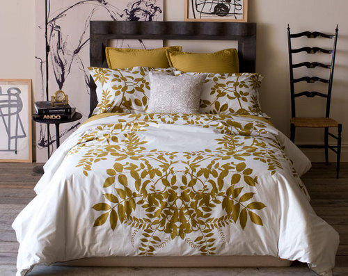 I want our bedroom to look like this. via dwellshop.com