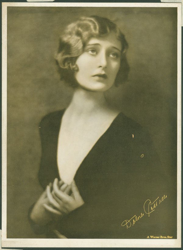 Dolores Costello in the '30s (via  liebemarlene )