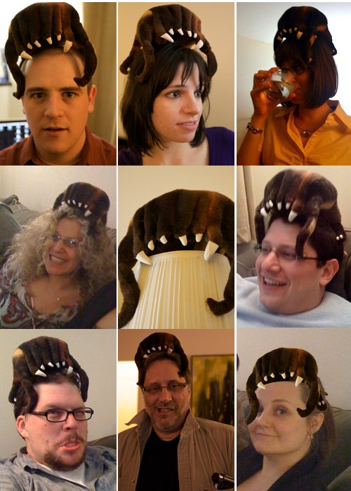 Marco ,  Tiff ,  Carrie ,  Judy ,  Lamar ,  Marc ,  Paul ,  Jim ,  Shannon