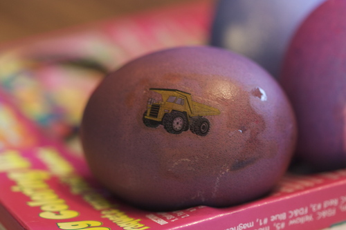 Masculine Egg