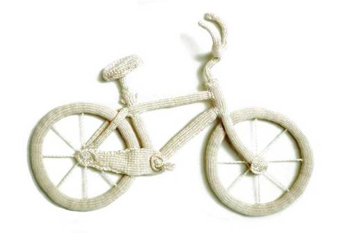 Christina Oh / Knit / Bicycle