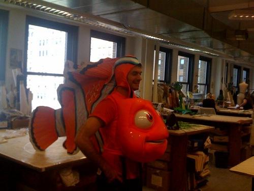 I found Nemo.