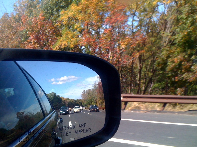 Beautiful fall drive to PA.