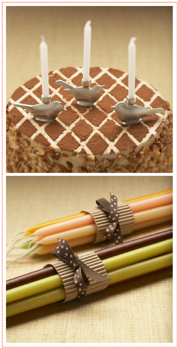 Marco, can you get these for my birthday cake?  (You have until January.) beehive kitchenware (via [ simplesong ]: )