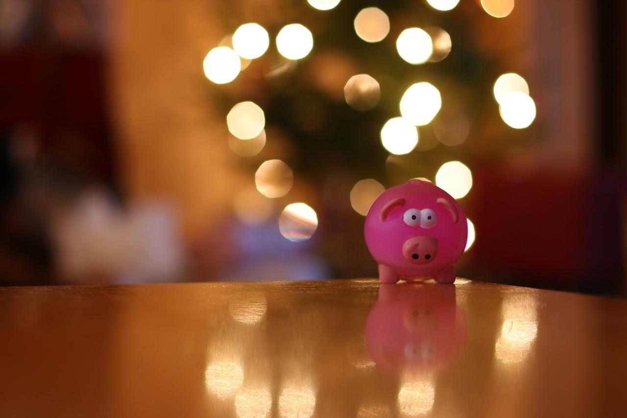 The Christmas Pig.