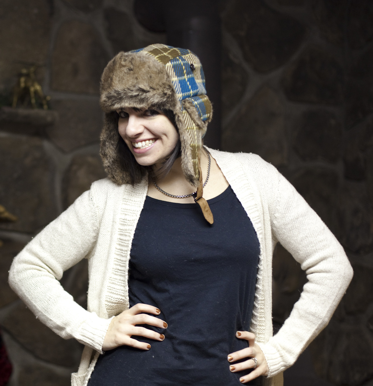 GPOYW: new hat and one dimple edition