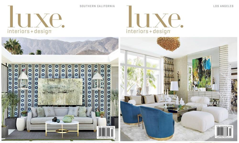 LUXE  Magazine Interiors + Design -  Palm Springs ModernismWeek