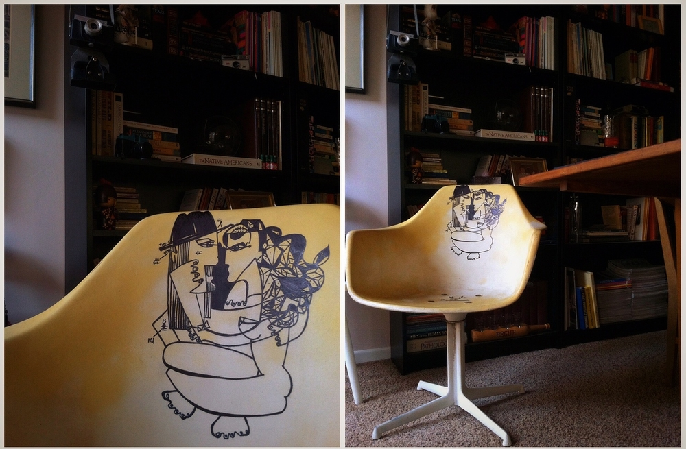 Bon Nielsen Chair