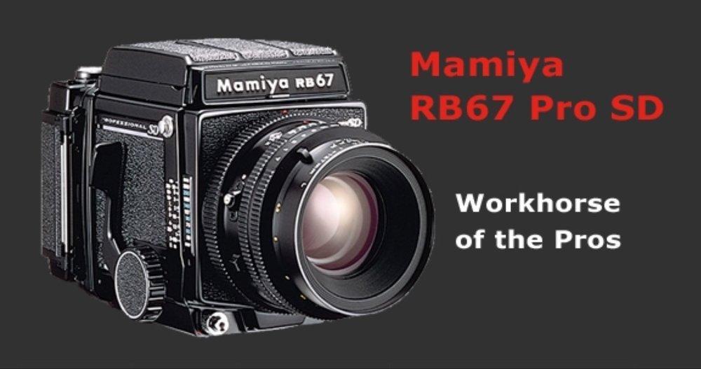 Medium Format Film Cameras — Rocco Chiara