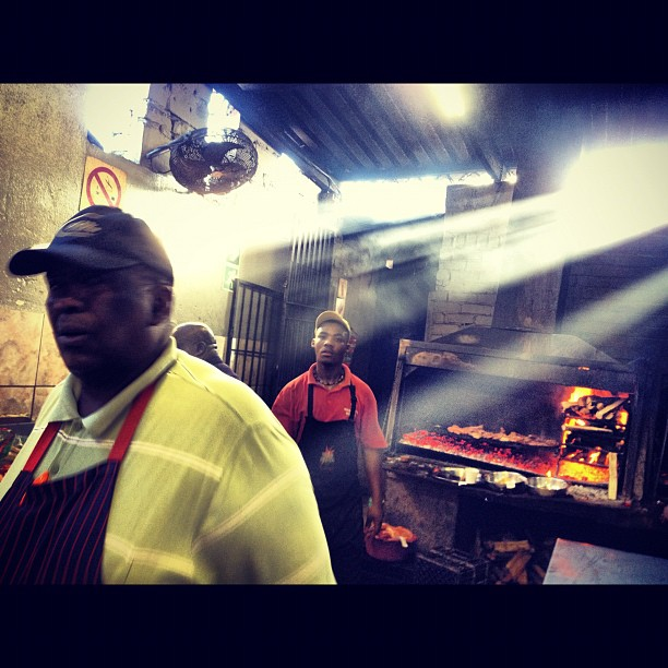 Mzolis (Taken with  Instagram  at Guguletu, South Africa)