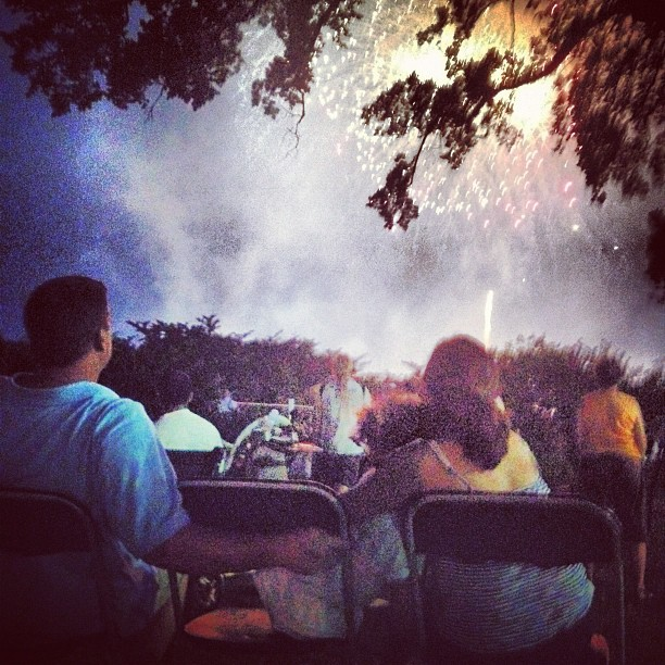 Happy 4th! (Taken with  Instagram )
