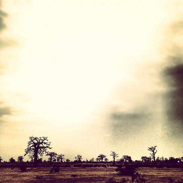 Taken with  Instagram  at Sandiara Village, Mbour, Senegal