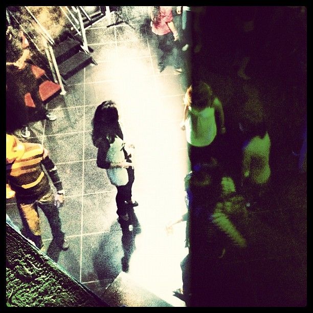 Nightclub in the middle of NOWHERE (Taken with  Instagram  at Windhoek, Namibia)