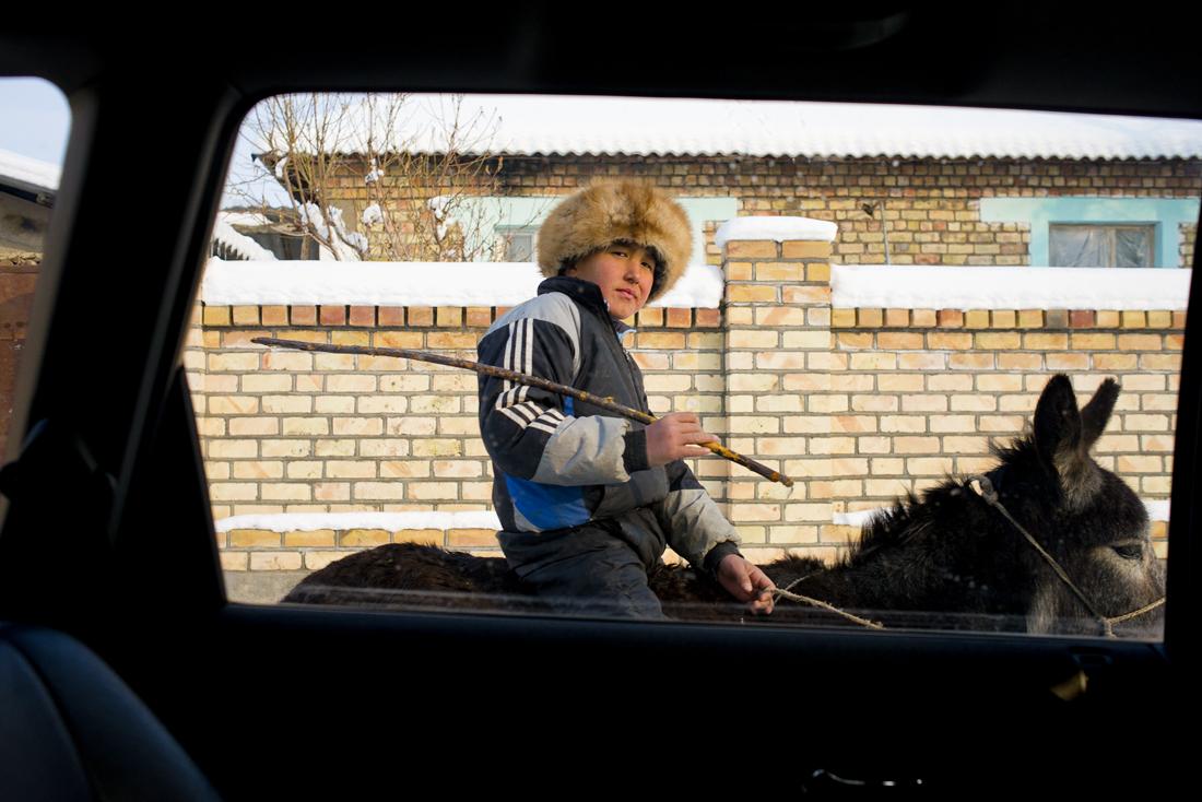 Kochkor Ata, Kyrgyzstan