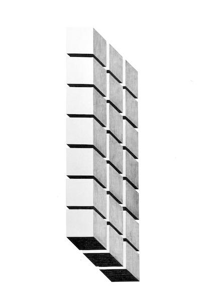7  graphite on paper  2011
