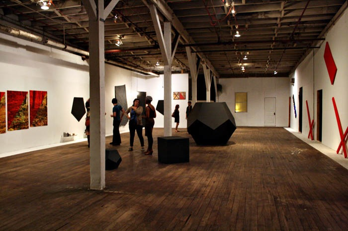 installation view II  2010