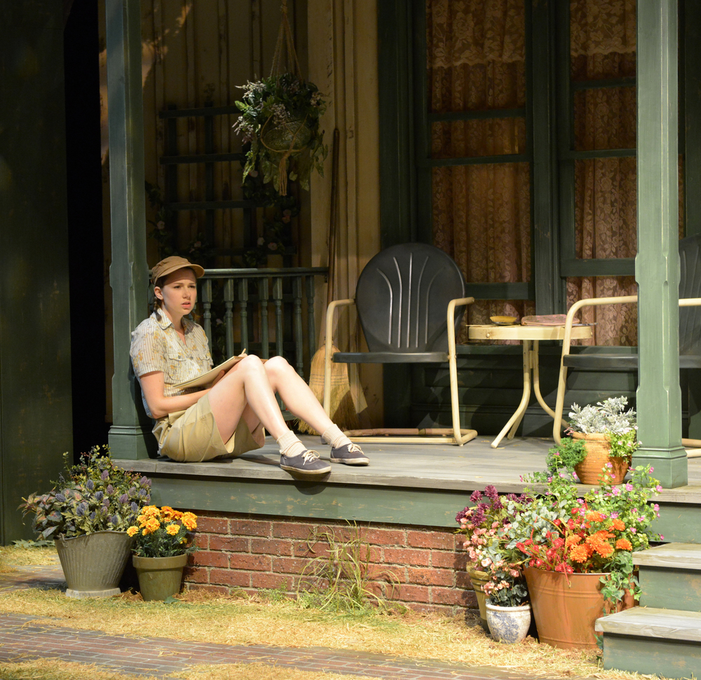 Millie in  Picnic  - Palm Beach Dramaworks 2015 - Photo by Alicia Donelan