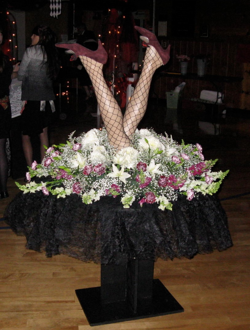 cabaret fundraiser 2008