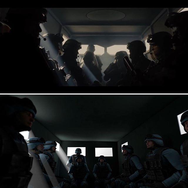 #sicario mockup made in Cine Design #cinematographer #cinematography #rogerdeakins