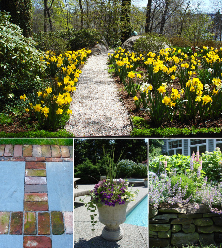 Landscape Design, Pot & Planters, Landscape Installation & Maintenance