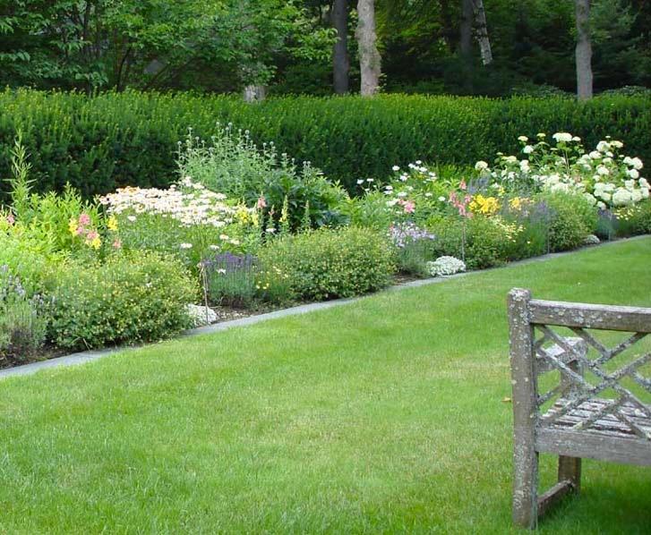 Landscape Design Idea V Full Sun Gardens River Birch Design