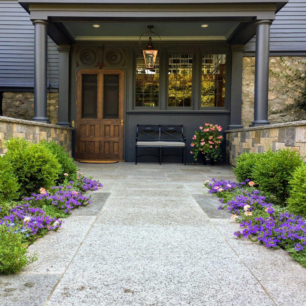 Landscape Design/Entrance Garden