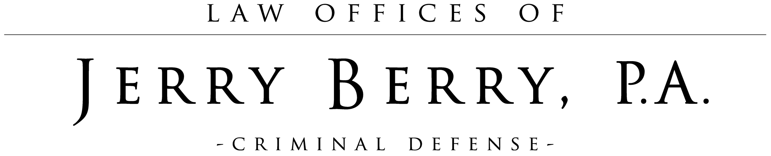 Law Offices of Jerry Berry
