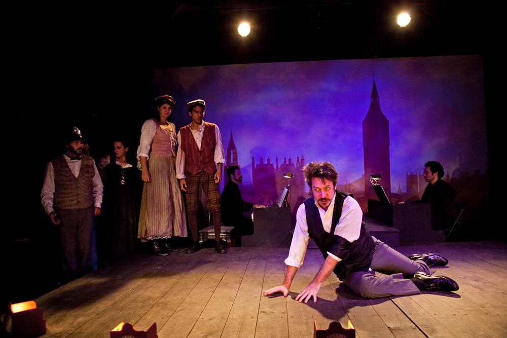 The Mystery of Edwin Drood • The Skinner Barn-2012