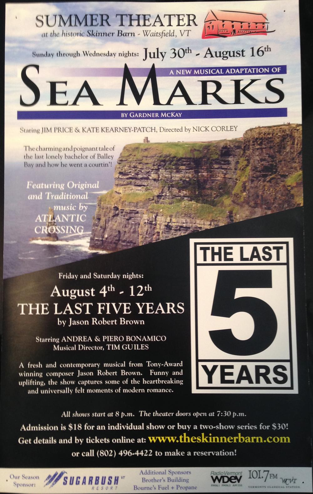 Sea Marks•2006
