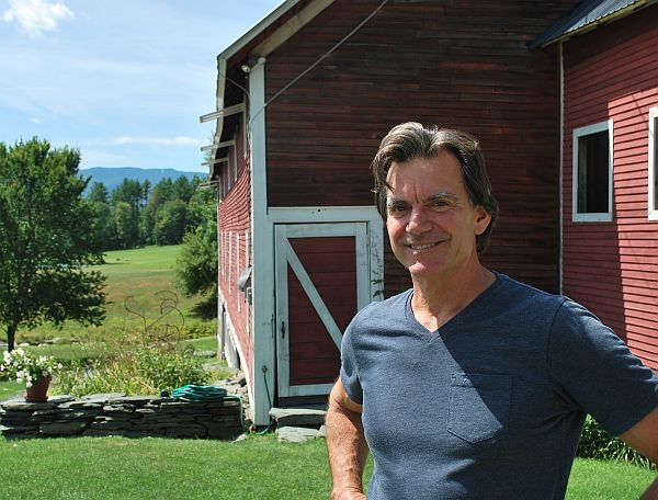 Peter Boynton • owner of The Skinner Barn