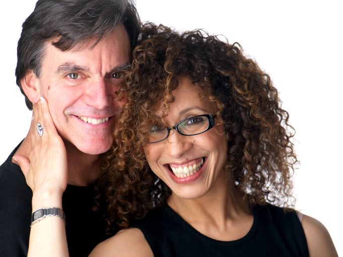 Peter Boynton and Regina Darmoni • peterhurley.com