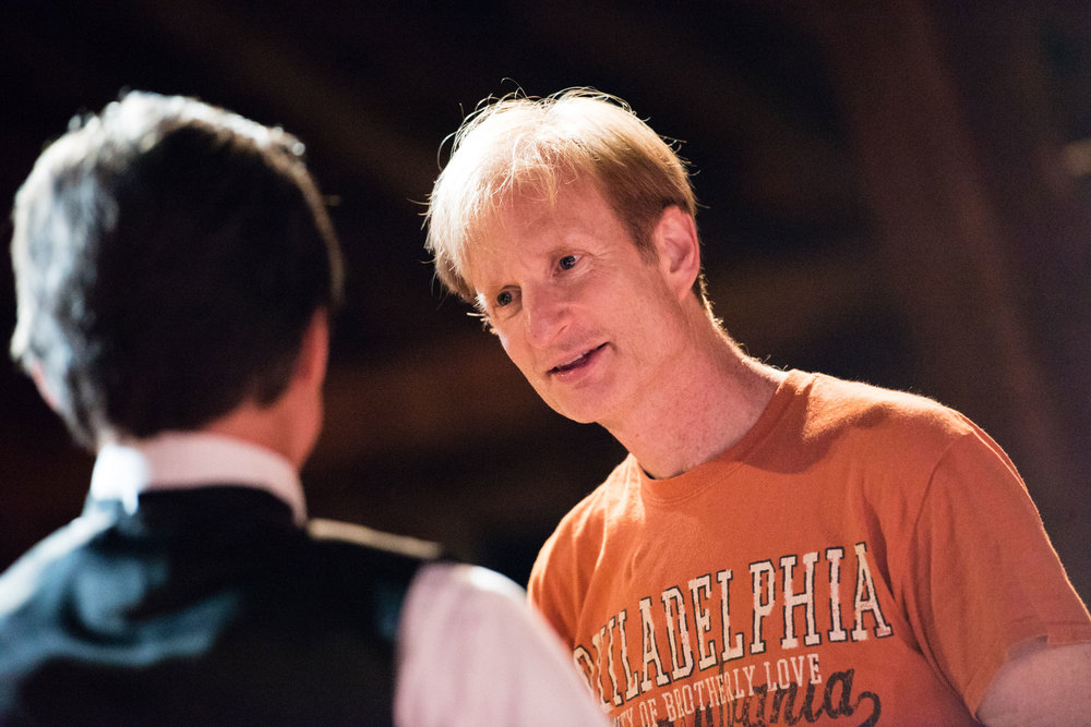 Nick Corley - Director *photos by David Garten