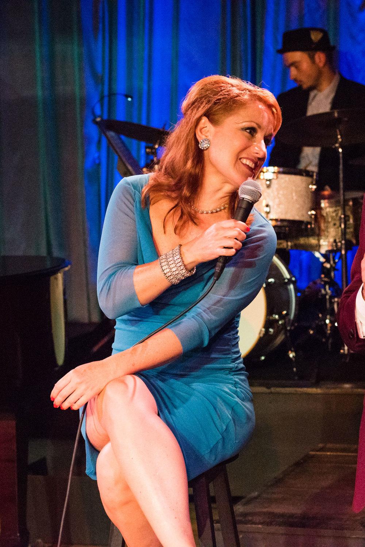Katy Blake as 'Keely'