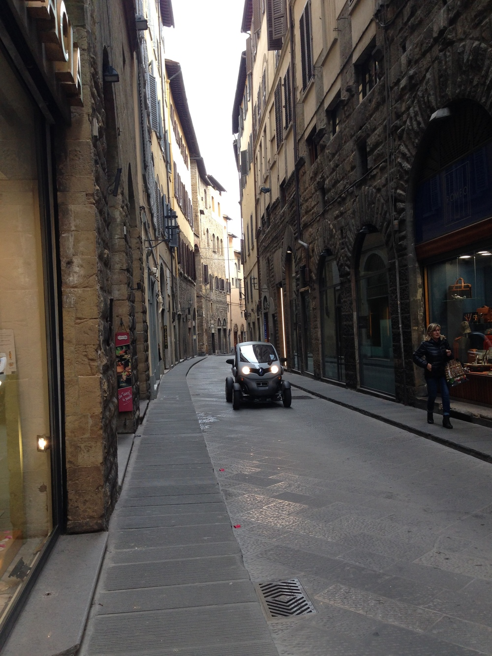 curvy streets