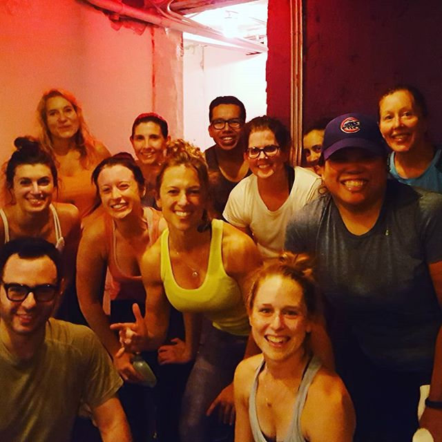 Making some SERIOUS waves at Go Row...special cameo from the Lulu running group! Join me every Tuesday @615pm! #gorow #gocyclestudio #kettlprt #activeevolution