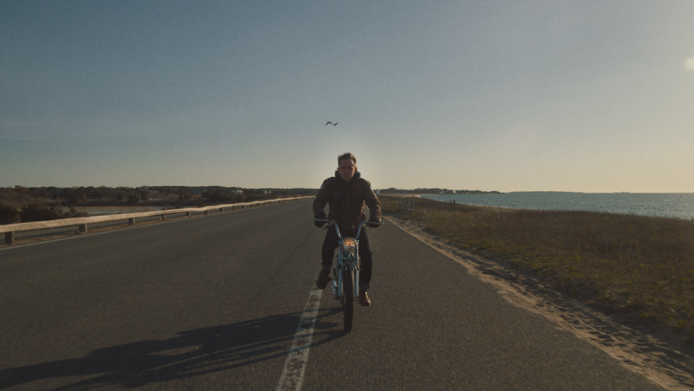 Andrew's journey begins
