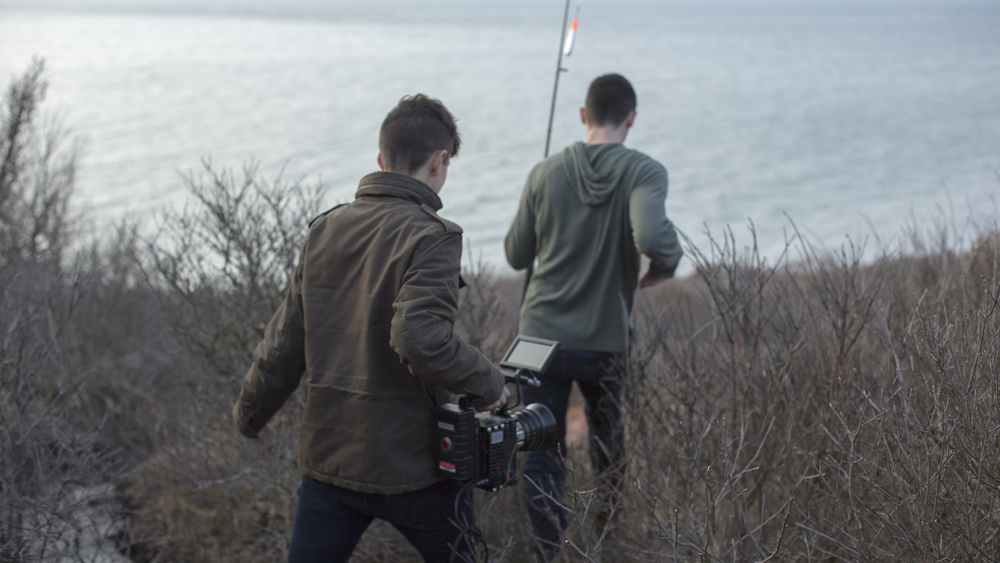 A journey to the water's edge