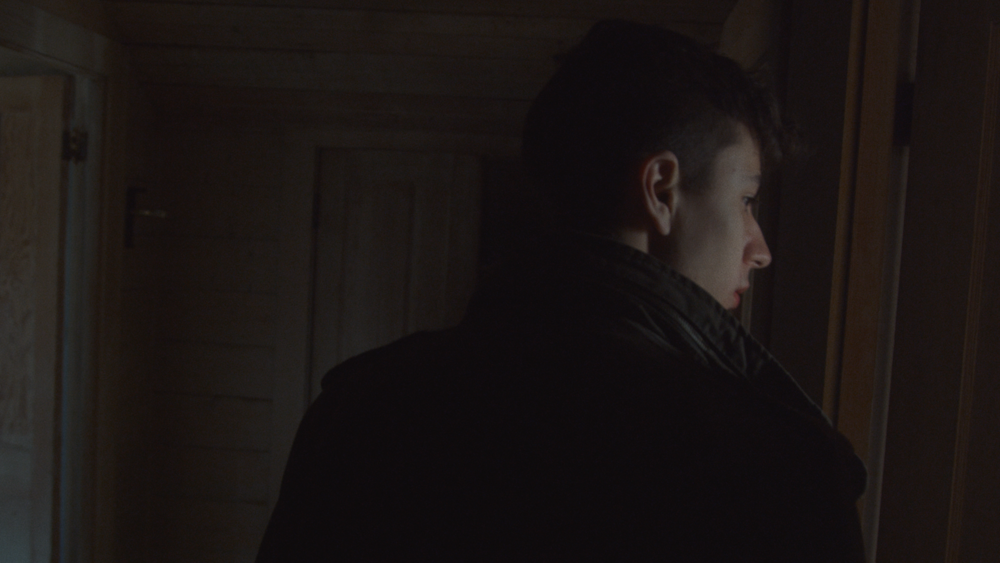 Charles finds stories in a silent home