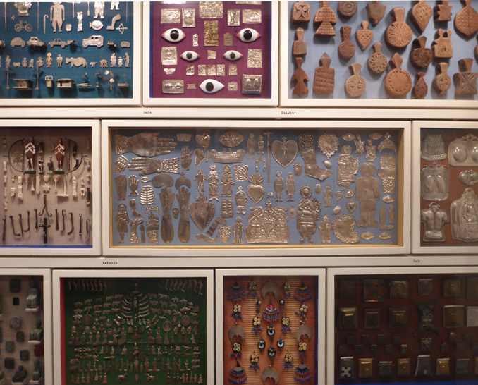 Museum of International Folk Art Amulets