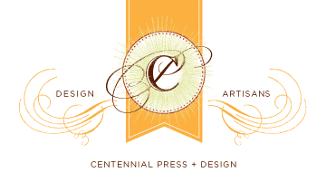 Centennial Press + Design – Creating Beauty