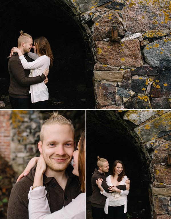 Kihlakuvaus Suomenlinnassa, Parikuvaus, Engagement Shoot in Suomenlinna, Helsinki